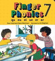 Finger Phonics Qu Ou Oi Ue Er Ar