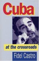 Cuba at the Crossroads