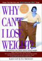 Why Can't I Lose Weight?