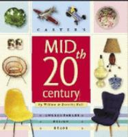 Carter's Mid 20th Century Collectables, Design, Decor