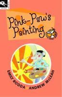 Pink-Paw's Painting