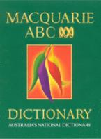Macquarie ABC Dictionary