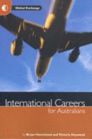 International Careers for Australians