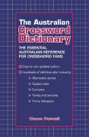 The Australian Crossword Dictionary