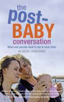 The Post Baby Conversation