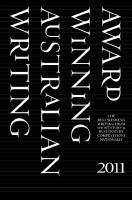 Award Winning Australian Writing