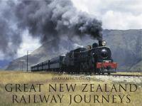 Great New Zealand Railway Journeys
