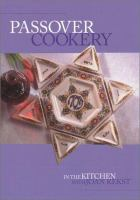 Passover Cookery