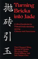 Turning Bricks Into Jade