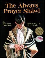 The Always Prayer Shawl
