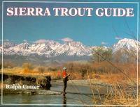 Sierra Trout Guide