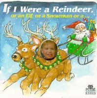 If I Were A Reindeer, Or An Elf, Or A Snowman Or A