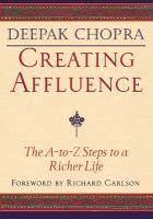 Creating Affluence