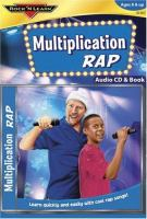 Rock 'n Learn Multiplication Rap