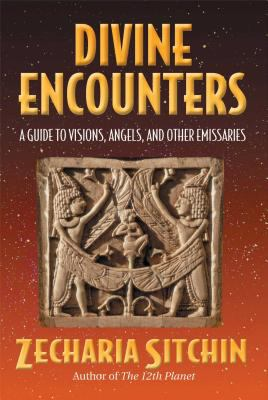 Cover image for Divine Encounters