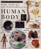 The Visual Dictionary of the Human Body