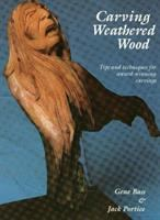 Carving Weathered Wood