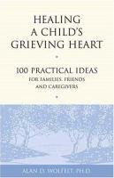 Healing A Child's Grieving Heart