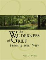 Wilderness Of Grief; Finding Your Way
