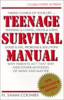Teenage Survival Manual