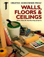 Walls, Floors & Ceilings