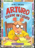 Arturo escribe un cuento