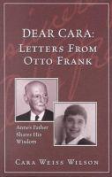 Dear Cara