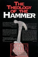 The Theology of the Hammer
