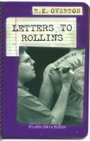 Letters to Rollins
