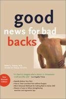 Good News for Bad Backs