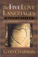 The Five Love Languages, Men's Edition