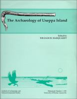 The Archaeology of Useppa Island