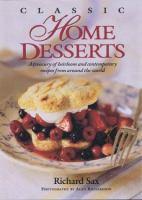 Classic Home Desserts