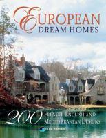 European Dream Homes An Designs