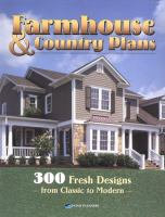 Farmhouse & Country Plans
