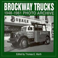 Brockway Trucks 1948 Through 1961