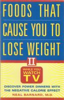 Foods That Cause You to Lose Weight While You Watch Tv