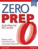 Zero Prep