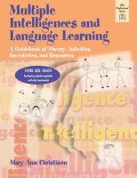Multiple Intelligences and Language Learning
