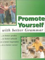 Promote Yourself With Better Grammar
