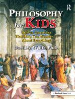 Philosophy for Kids