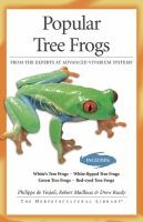 Popular Tree Frogs