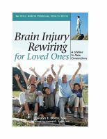 Brain Injury Rewiring for Loved Ones