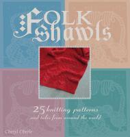 Folk Shawls