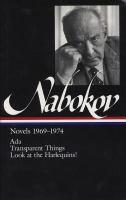 Novels, 1969-1974