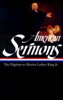 American Sermons
