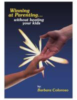 Winning at Parenting-- Without Beating your Kids