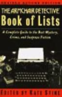 The Armchair Detective Book of Lists