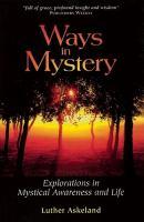 Ways in Mystery
