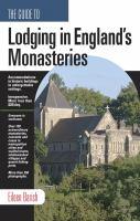 Lodging in Britain's Monasteries